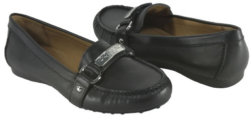 womens loafers: Coach Women's Felisha Soft Leather Driver ...