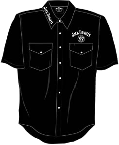 Jack Daniel's Button-up Shirt Medium