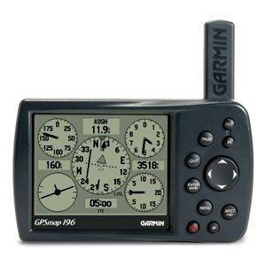 Garmin GPSMAP 196 Aviation GPS Receiver