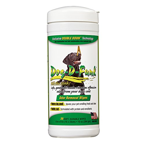 Best Price Dog-D-Funk, Dog Cleaning Wipes