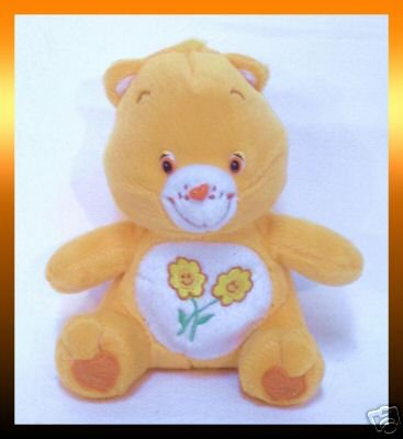 "Care Bears Friend Bear 7"" Plush By Nanco - 1"