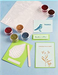 Martha Stewart Crafts Glitter Transfer Kit By The Package