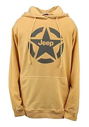 amazoncom jeep oscar mike star hoodie clothing