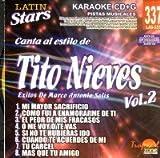 echange, troc Karaoke - Latin Stars Karaoke: Tito Nieves, Vol. 2