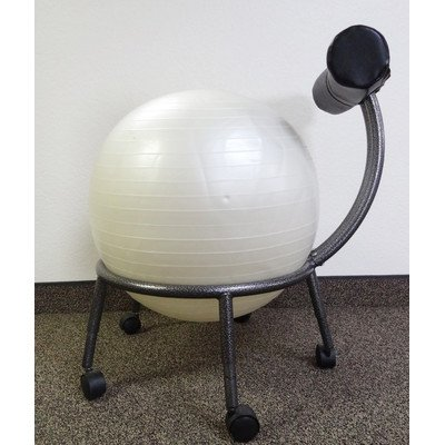 FitBALL Jr Office Balance Chair Package Exercise Balls