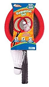 Click here to buy Brer Rabbit Toys Badminton Set by Brer Rabbit Toys.