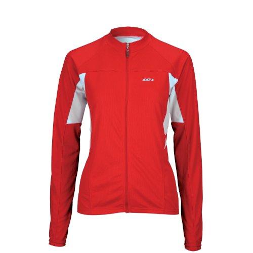 Buy Low Price Louis Garneau Women's Ventila Long Sleeve Jersey (B001EEX652)