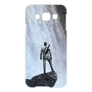 a AND b Designer Printed Mobile Back Cover / Back Case For Samsung Galaxy E5 (SG_E5_3D_1302)