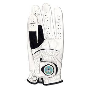 CMC Golf U.S. Coast Guard Leather Golf Glove (Medium)