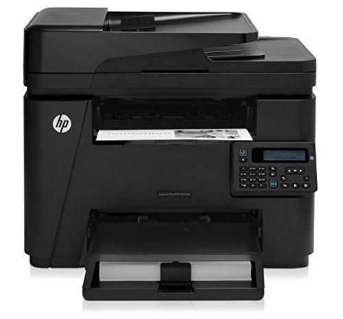HP LaserJet Pro M225dn Stampante Multifunzione, Stampa, Copia, Scansione, Fax, Nero