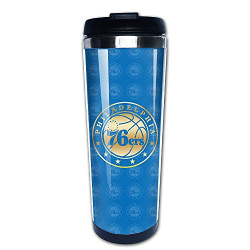 Philadelphia 76ers Gold Logo Travel Tumbler (Espresso Chalkboard Tumbler compare prices)