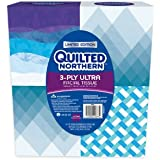 Quilted Northern Ultra Facial Tissue 65 tissue Cube, 4 Count
