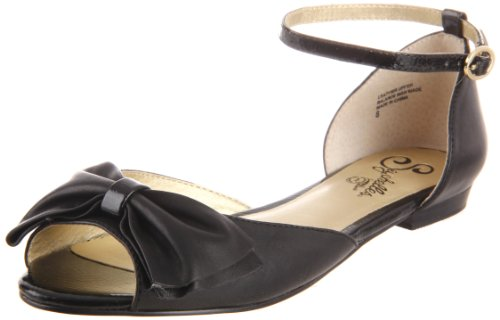 Seychelles Women's Pansy Flat,Black,8.5 M US