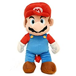 Super Mario Plush Backpack Bag