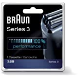 Braun Series 3 Replacement Head 32S, Silver