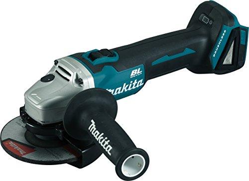Makita Akku-Winkelschleifer 125 mm 18 V, im Makpac inkl. 1 x Akku 1,5 Ah, DGA504Y1J