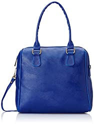 Alessia74 Women's Handbag (Blue) (TY009B)