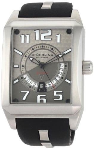 Stuhrling Original Men's 255.331654 Sportsmans Collection The Mad Man Automatic Date Watch