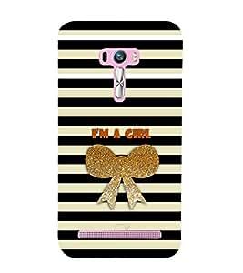 ifasho Designer Phone Back Case Cover Asus Zenfone Selfie ZD551KL ( Colorful Pattern Design )