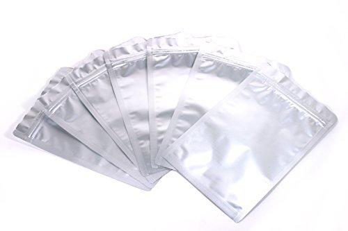 dsmt-mylar-bags-ziplock-long-term-food-storage-silver-95x135-inch-30pcs-by-ds-mt