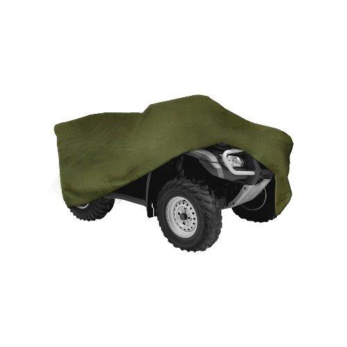 Pilot Automotive CC-6212 Green ATV Cover, Medium