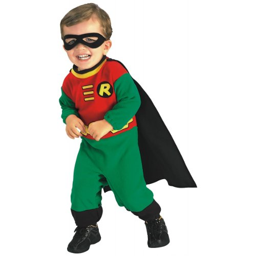 Teen Titans Robin Costume Accessory - Infant