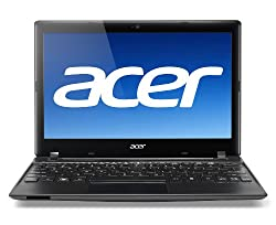Acer One AO756-2617 11.6-Inch Netbook (Ash Black)