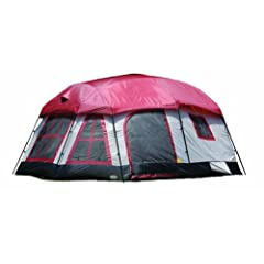 Buy Texsport Highland 3-Room Cabin Tent by Texsport