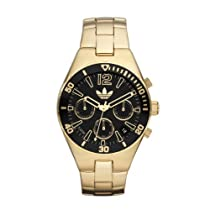 ADIDAS ADH2747 Gold Coated Stainless Steel (18ct) Unisex WATCH