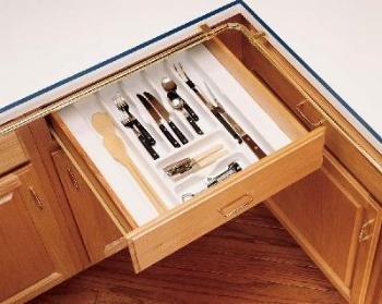 Rev-A-Shelf - GCT-3W-52 - Glossy Cutlery Organizer