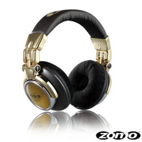 Zomo Hd-1200 Professional Stereo Headphones Gold