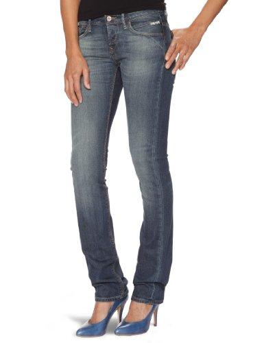 Roxy  - Pantalones vaqueros para mujer, tamaño 29 UK, color oscuro sunkissed