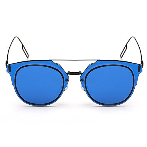 ClearSky Fashion Retro Design Metal Frame Sunglasses for Mens Womens (What Are The Advantages O compare prices)