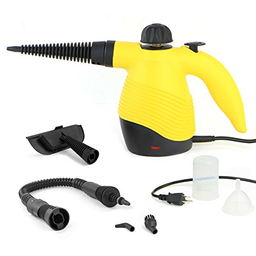 Purchase XtremepowerUS 1200W Pressurized Steam Cleaning System with Attachments