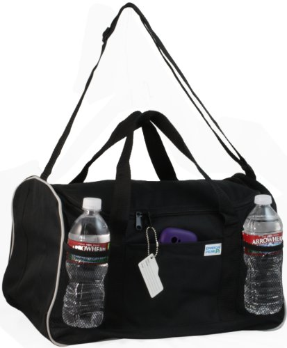 Ensign Peak Everyday Duffel Bag, Black