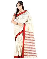 sr Product Womens assam silk saree(Maroon)