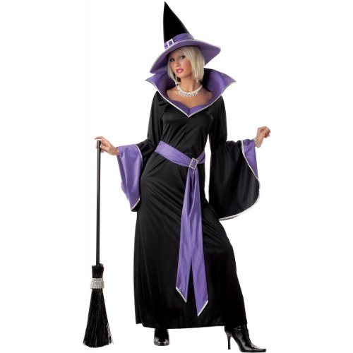 Incantasia The Glamour Witch Costume - X-Large - Dress Size 12-14