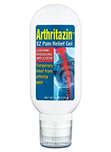 Arthritazin's EZ Pain Relief Gel