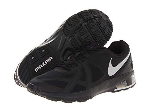 (ナイキ) Nike メンズ Air Max Run Lite 5 スニーカー Black/Anthracite/Metallic Silver US9.5(27.5cm) - D - Medium [並行輸入品]