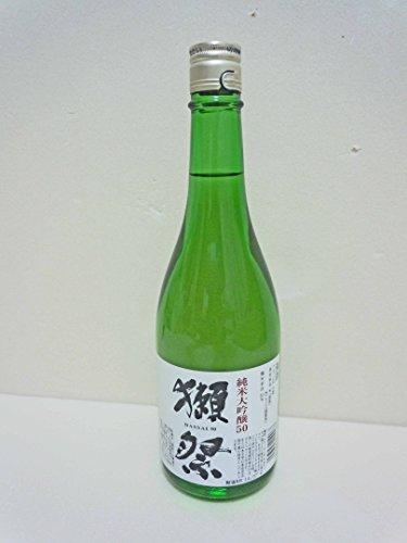旭酒造 獺祭 (だっさい) 純米大吟醸 磨き50 720ml