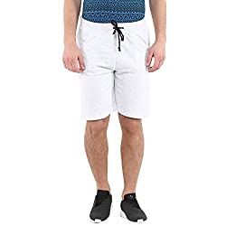 American Crew Men's Solid Lounge Shorts