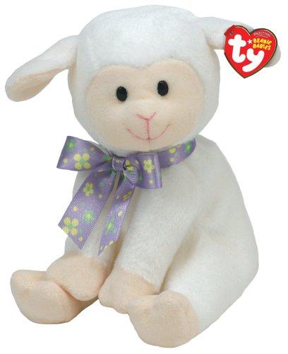 TY Beanie Baby Sheepishly - 1