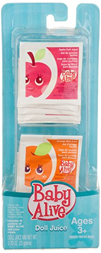 Baby Alive Food And Juice Accessory Pack front-978840