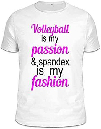 Volleyball is my passion quotes