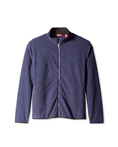 IZOD Men's Long Sleeve Full Zip Jacket