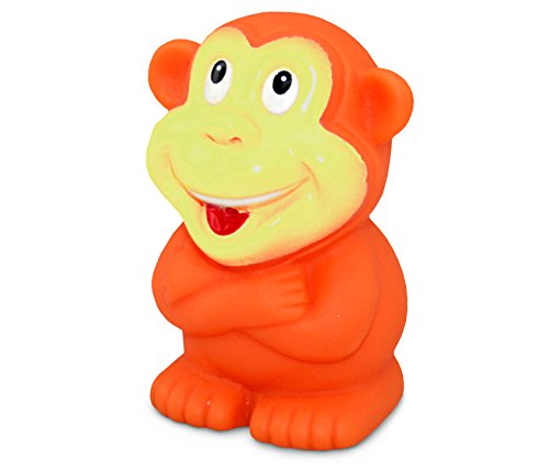 WeGlow International Bath Buddies - Monkey (Pack of 2) - 1