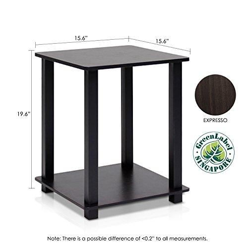 Домашний интерьер Furinno Simplistic End Table