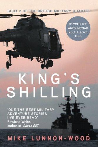 King's Shilling (The British Military Quartet) (Volume 2)