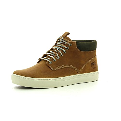 Timberland Earthkeepers Adventure Pantofole, Uomo, Marrone (Chukka Red Wheat), 42