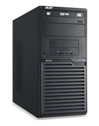 Acer Veriton M2631 Edu Desktop-PC (Intel core_i3 4130 3.4GHz, 4GB RAM, 500GB HDD, 4GB, Win 8 Pro)